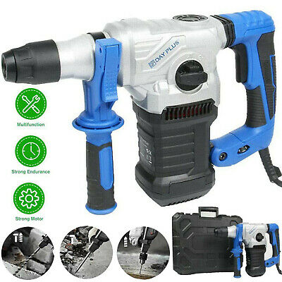 £64.40 • Buy Electric Rotary SDS Hammer Drill Concrete Tile Breaker Demolition Heavy Duty