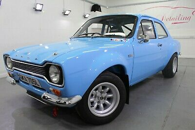 £125000 • Buy 1973 Ford Mk1 Escort Rs1600 Concourse Show Condition Rally Car Racing Classic