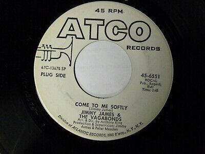 £17.74 • Buy JImmy James & The Vagabonds - Come To Me Softly  M-   1968   PROMO!!!