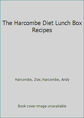 £7.39 • Buy The Harcombe Diet Lunch Box Recipes By Harcombe, Zoe; Harcombe, Andy