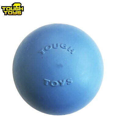 £8.79 • Buy Happypet Tough Toy 3.25  Solid Rubber Ball Dog Puppy Play Toy Ball Games Fetch