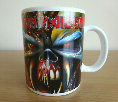 £5.99 • Buy Official IRON MAIDEN Final Frontier 2010 Mug Cup