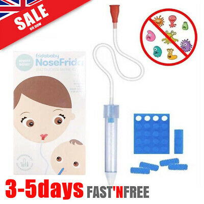 £8.79 • Buy Dolson Baby Nasal Aspirator W/ 24 Hygiene Filters Nose Cleaner The Snot Sucker