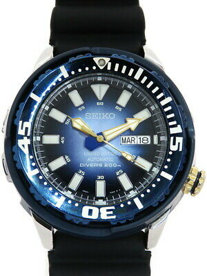 $ CDN824.19 • Buy SEIKO Superior Diver 200 Blue Monster Limited SRP453K1 4R36-02A0 #T164