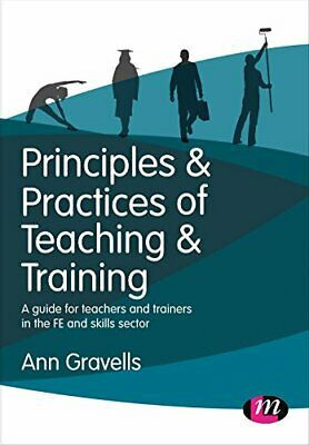 £26.49 • Buy Principles And Practices Of Teaching And Training: A Guide For Teachers And Trai