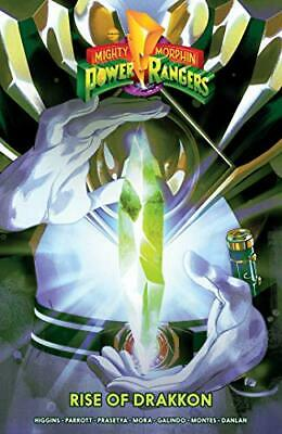 £18.61 • Buy Mighty Morphin Power Rangers: Rise Of Drakkon By Kyle Higgins New Book