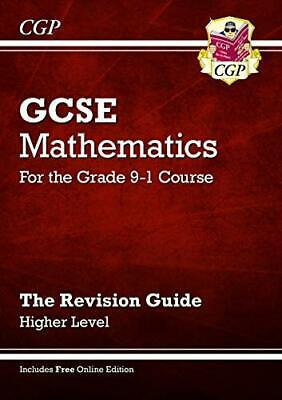 £7.40 • Buy GCSE Maths Revision Guide: Higher - For The Grade 9-1 Co By C G P Books New Book