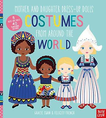 £11.03 • Buy Mother And Daughter Dress-Up Dolls: Costumes From Around The World By Gracie Swa