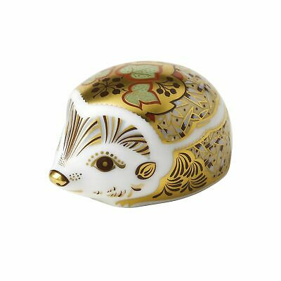 £54.95 • Buy Royal Crown Derby Ivy Hedgehog Paperweight - New 1st Quality