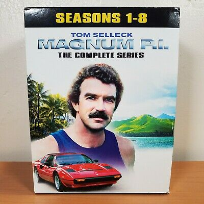 £35.39 • Buy Magnum P.I. The Complete Series DVD Tom Selleck