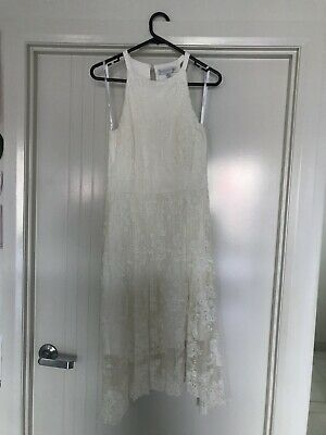 AU24.50 • Buy Forever New Lace Dress Size 12