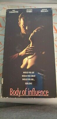 $ CDN15.09 • Buy Body Of Influence (vhs, 1993) Erotic Thriller - Shannon Whirry Nick Cassavettes