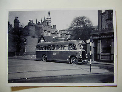 £4.99 • Buy ENG941 - 1940s POTTERIES MOTOR TRACTION Co - BUS No69 Photo