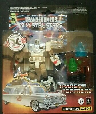 £43 • Buy Transformers X Ghostbusters Afterlife Ecto-1 Ectotron