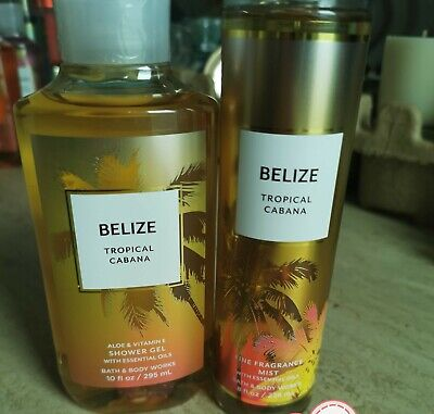 £25 • Buy Bath And Body Works-Belize Gift Set
