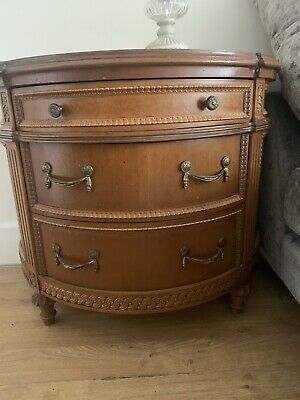 £300 • Buy Maple Bedside Drawers Set Of Two Identical Drawers.