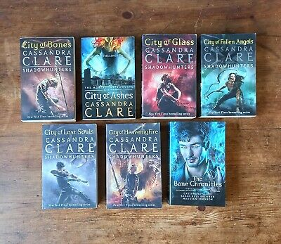 £8.60 • Buy Cassandra Clare Book Bundle The Mortal Instruments Shadowhunters Bane Chronicles