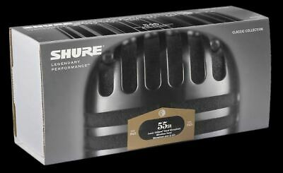 £128.94 • Buy Shure 55SH Series II Unidyne Cardioid Dynamic Vocal Mic With On/Off Switch -New