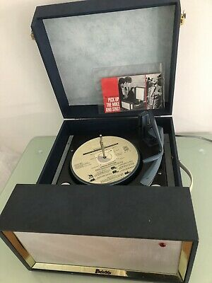 £85 • Buy Fidelity Antique Record Player With Instructions