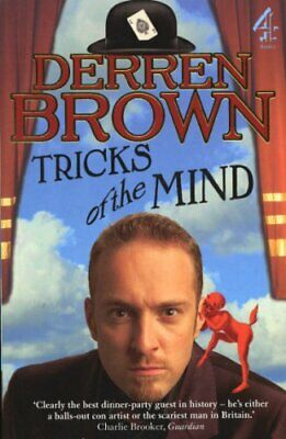 £10.36 • Buy Tricks Of The Mind By Derren Brown New Book