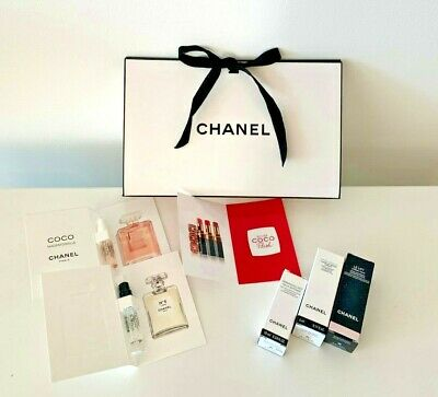 £14.99 • Buy CHANEL Gift Box WITH Sample