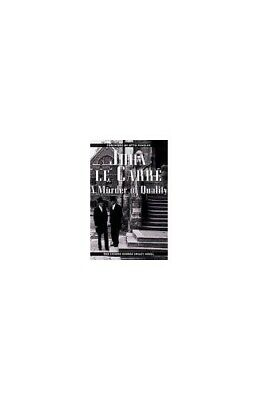 £13.99 • Buy A Murder Of Quality By Le Carre, John Book The Cheap Fast Free Post