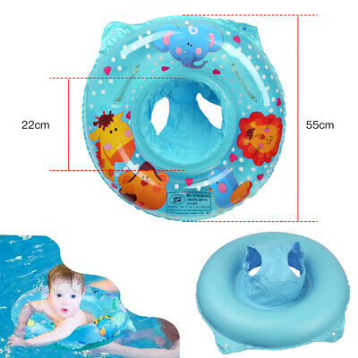 £5.40 • Buy Baby Swim Safe Seat Swimming Ring Inflatable Pool Float For Kids Child 1-4 Years