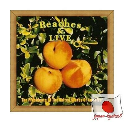 £9.66 • Buy Presidents Of THe United States Of America  Peaches  LIVE JP