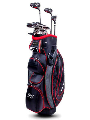AU649 • Buy Men's Nickent 4DX Complete Package Golf Set - Right Hand #TV447