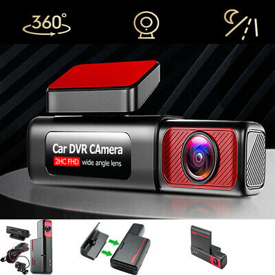 AU159.99 • Buy 3 4K Front+Rear Dash Cam WiFi WDR Wide Angle Night Vision Car Camera Recorder AU