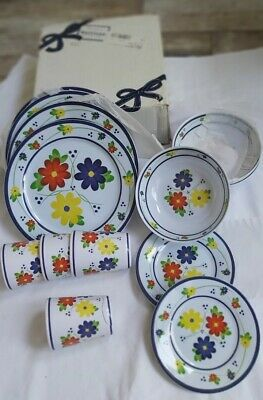 £20 • Buy WHITTARD OF CHELSEA  Picnic Set  Summer Dining Camping One Cup Is Broken Unused