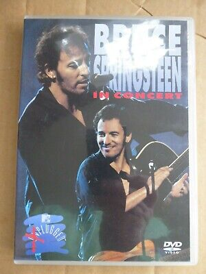 £3.99 • Buy Bruce Springsteen - In Concert - MTV Plugged (DVD, 2004)