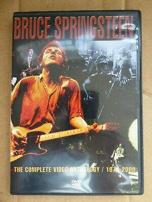 £4.99 • Buy Bruce Springsteen ..the Complete Video Anthology 1978/2000 Dvd 2001