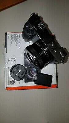 $ CDN617.09 • Buy Sony ILCE6000LB Alpha A6000 Camera Kit With 16-50mm Lens LOW SHUTTER COUNT