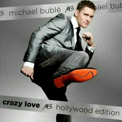 £3.49 • Buy Michael Bublé (Buble) - Crazy Love : DELUXE 2CD's (Brand New 2CDs)