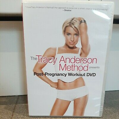 £2.30 • Buy The Tracy Anderson Method Presents Post-Pregnancy Workout [DVD]