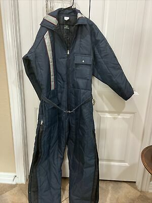 $34.99 • Buy Vintage Bass Pro Shops Outdoors Insulated Snow Jumpsuit Coveralls Xxxl Tall 3xl