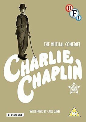 £10.07 • Buy Charlie Chaplin: The Mutual Films Collection [DVD] [1916] - DVD  O8VG The Cheap