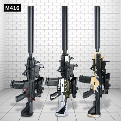 $72.94 • Buy M416 Electric Automatic Rifle Water Bullet Bomb Gel Sniper Gun Toy Pistol Weapon