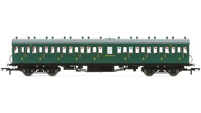 £48.99 • Buy Hornby R4795 SR, 58' Maunsell Rebuilt (Ex-LSWR 48'), Nine Compartment 3rd Class
