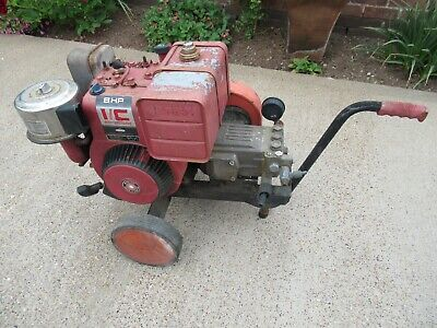 £70 • Buy CLARKE POWER WASH WASHER PETROL 8HP Spares Or Repairs