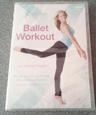 £9.47 • Buy Ballet Workout With Andrea Rogers*dvd*exercise*fitness*new And Sealed