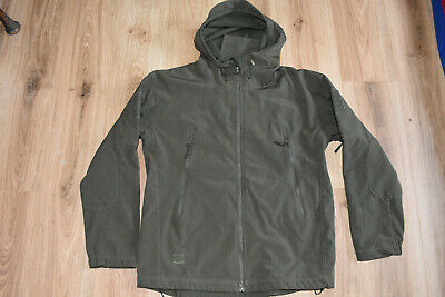£9.99 • Buy Army Military Tactical Olive Softshell Hooded Jacket