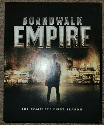 £2.12 • Buy Boardwalk Empire: The Complete First Season (Blu-ray Disc, 2012, 5-Disc Set)