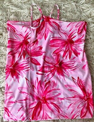 £4 • Buy Saress Beach Dress Size 12. Colour Pink. Used Good Condition. Length 29. Inches.