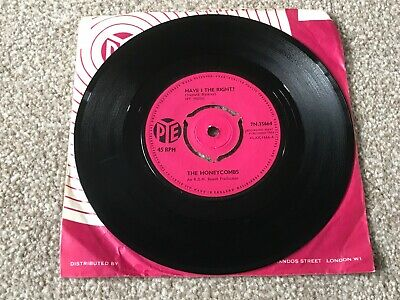 £2.99 • Buy The Honeycombs - Have I The Right : Ex Uk 7  Vinyl Single 7n.15664 - Plays Great