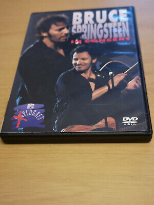 £1 • Buy Bruce Springsteen - Unplugged DVD