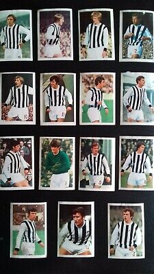 £1 • Buy WEST BROMWICH ALBION 1970/71 The Wonderful World Of Soccer Stars Gala Collection