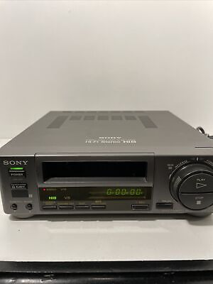 $ CDN247.70 • Buy Sony Ev-c100 Hi8 Video8 8mm Video 8 Player Recorder Eject Problem As Is Read