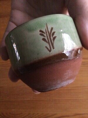 £27 • Buy Winchcombe Pottery, Very Early Floral Pot